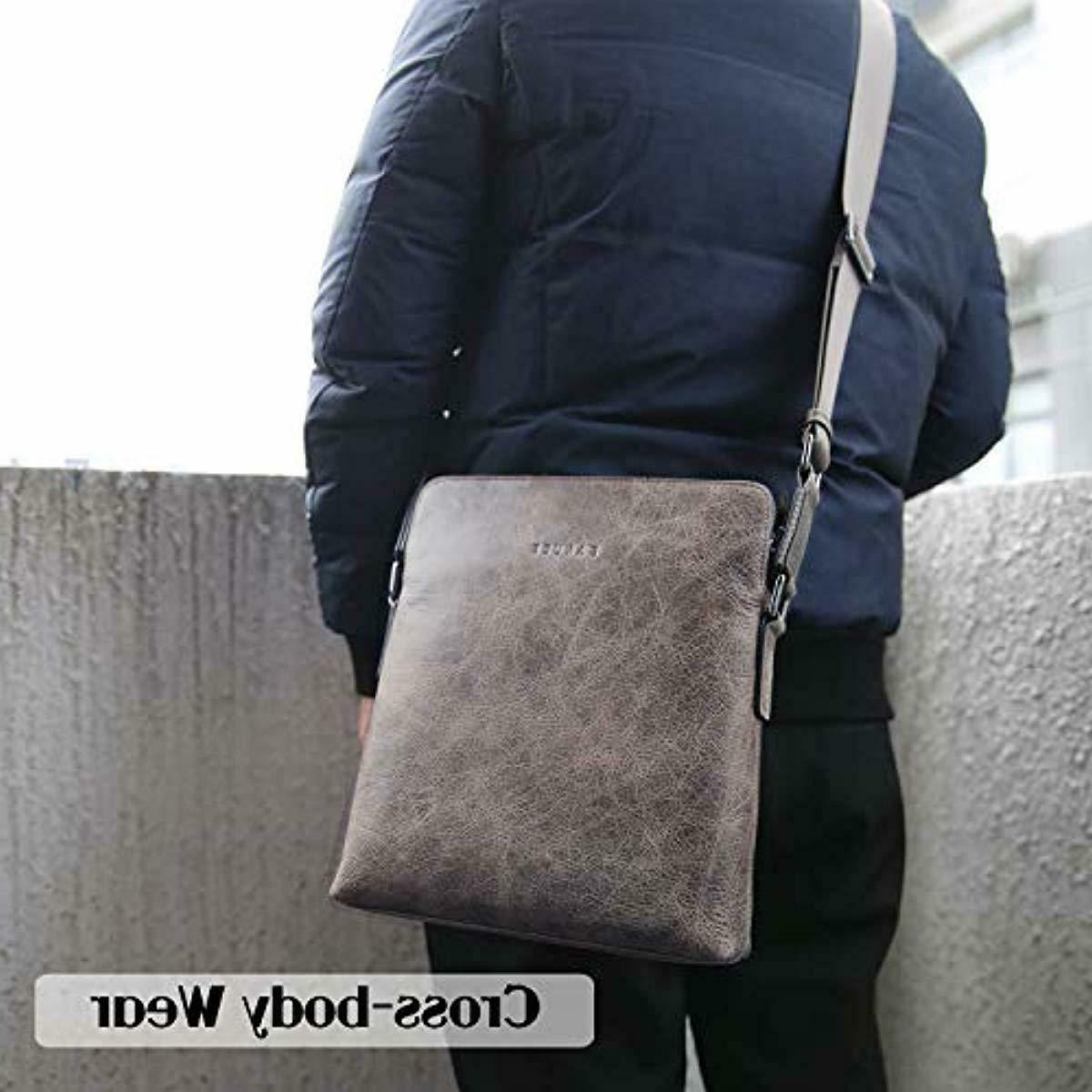 Messenger Bag 9.7 Inch iPad Business Body Should