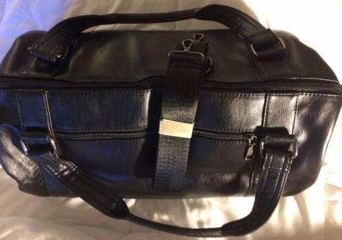 Berchirly Weekender Bag Detachable Shoulder