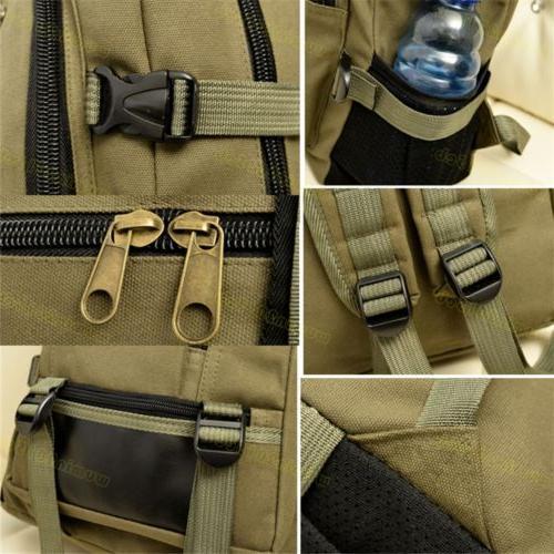 Men's Messenger Vintage Satchel Military Canvas Bags