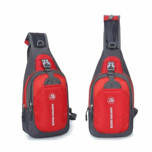 Mens Travel Sport Sling Cycle Crossbody Bags