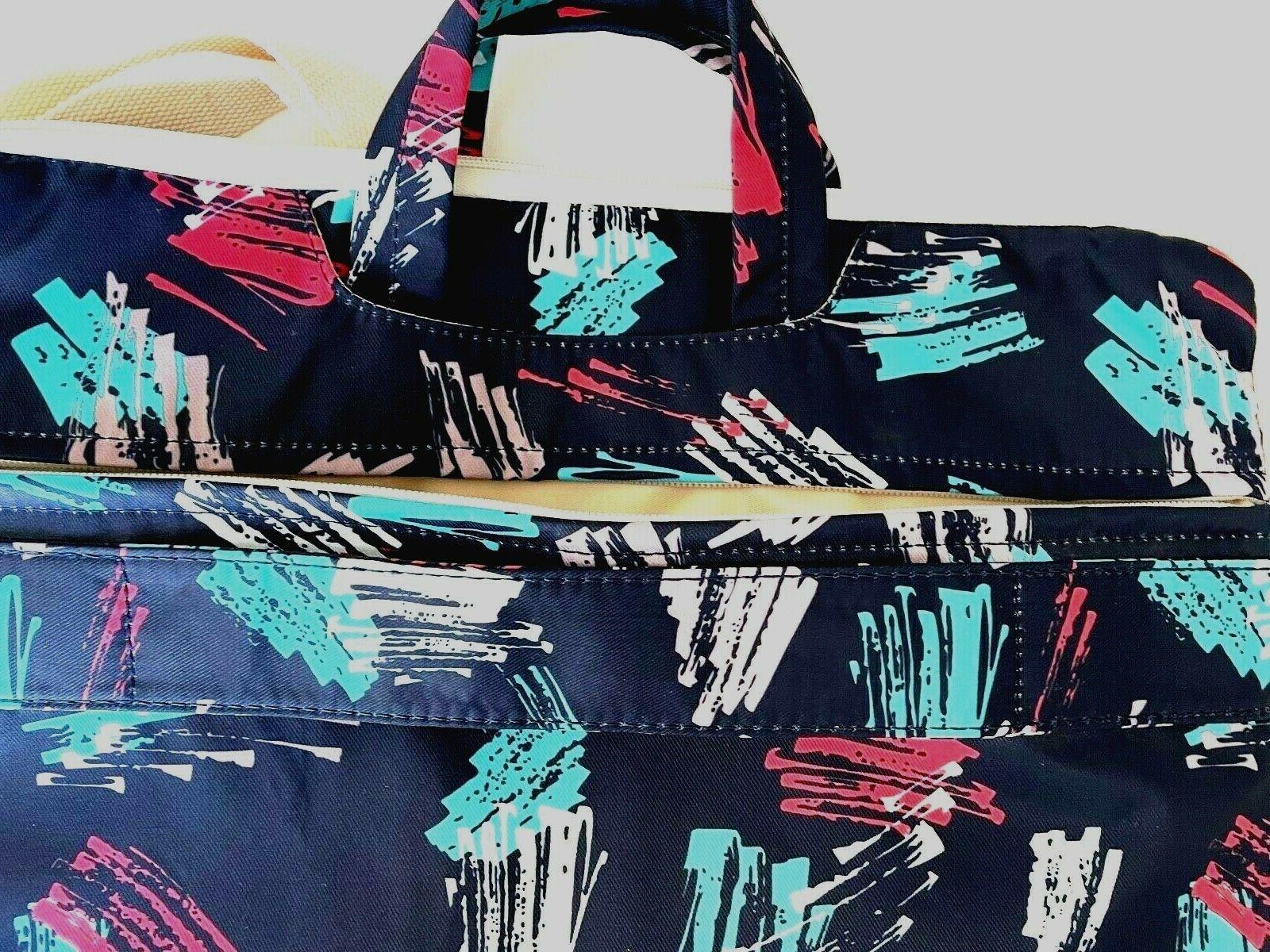 Canvaslife bag laptop waterproof geometric