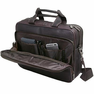 Alpine Bag Leather Portfolio Business