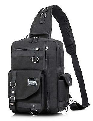 Leaper Messenger Bag Outdoor Cross Body Bag Sling Bag Should