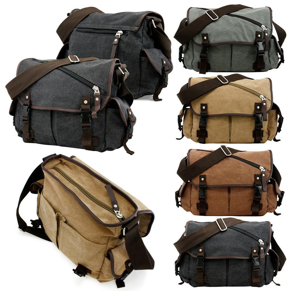 messenger bag school shoulder bag men s