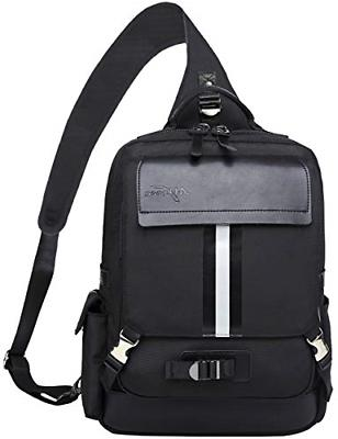Mygreen Messenger Bag Sling Bag Outdoor Cross Body Bag Shoul