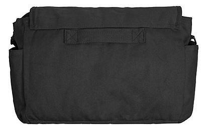 Messenger For Girls Canvas Shoulder Bag Black Laptop
