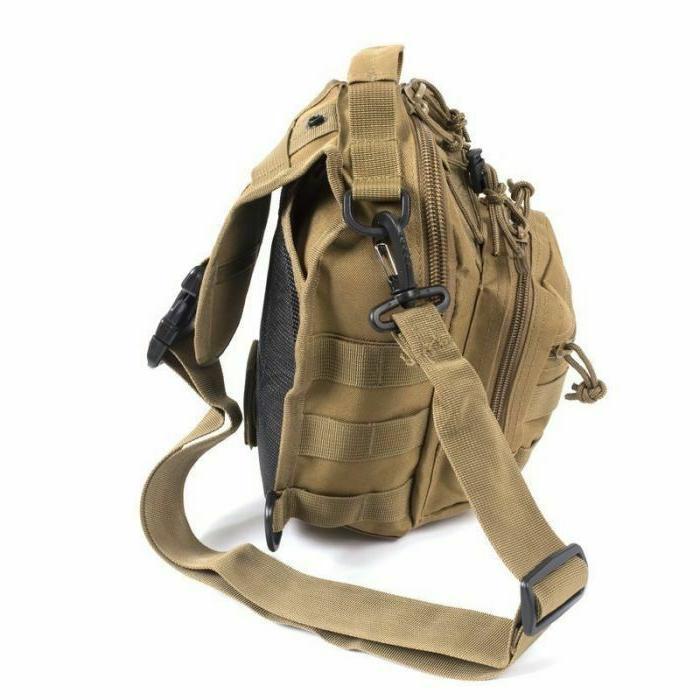United Sling Pack Messenger Bag