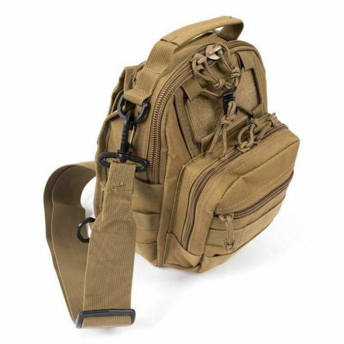 United Messenger Shoulder Bag