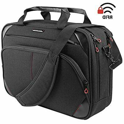 KROSER Laptop Bag 15.6 Inch Laptop Briefcase Laptop Messenge