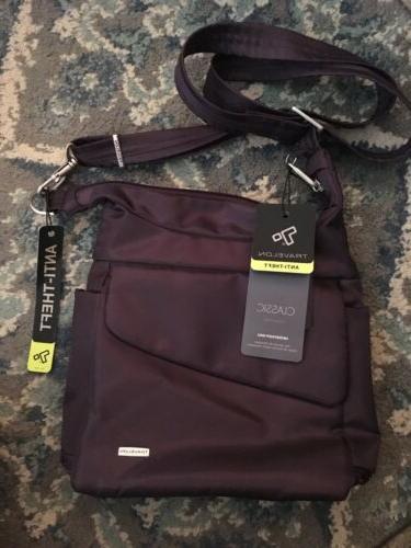 new 42242 anti theft classic messenger bag