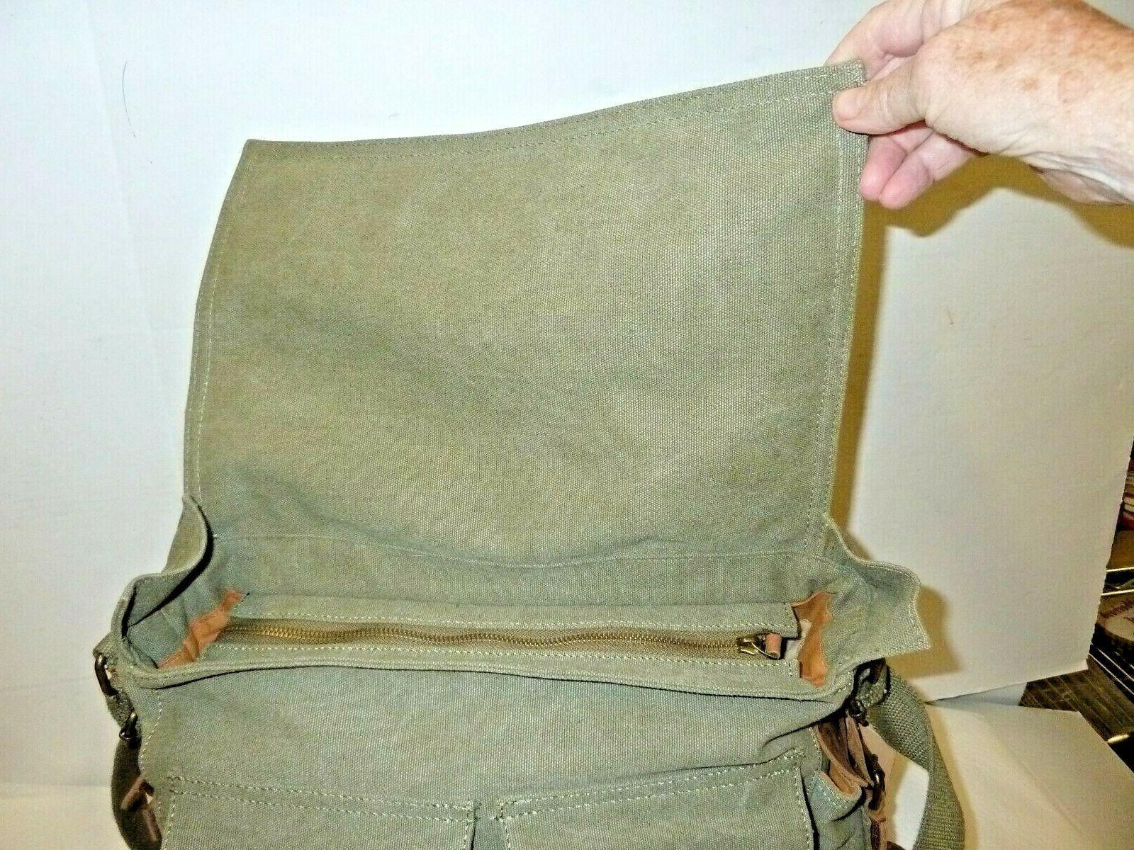 Shoulder Bag Messenger WITH