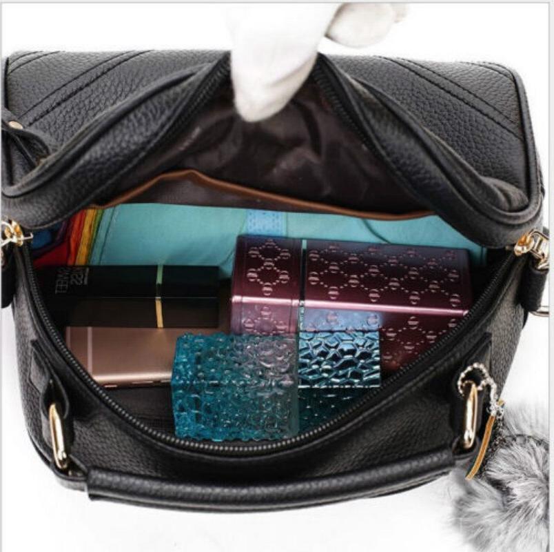 New fashion <font><b>bag</b></font> color handbag