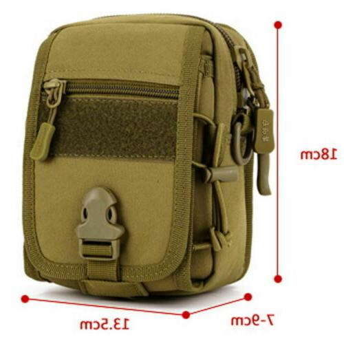 NEW Cycling Small Bag Military