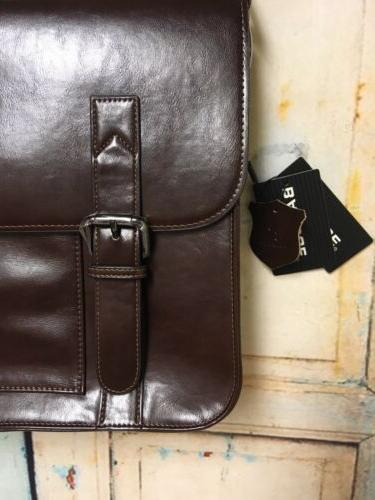 NEW Banuce Messenger Bag Satchel W/