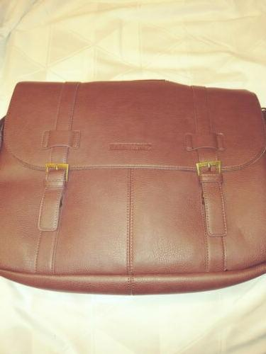 new without tags classic laptop messenger bag