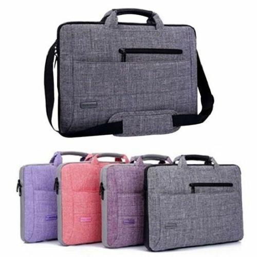Notebook Messenger Bag Laptop Shoulder Case Handbag for Macb