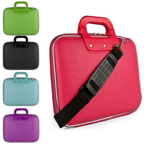 notebook messenger soft sleeve case carry bag