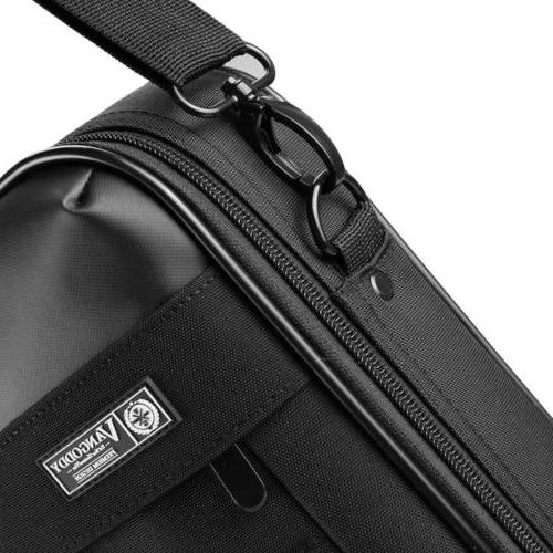 "VanGoddy Nylon Messenger Bag Case For 12.9"" iPad Pro 2018"