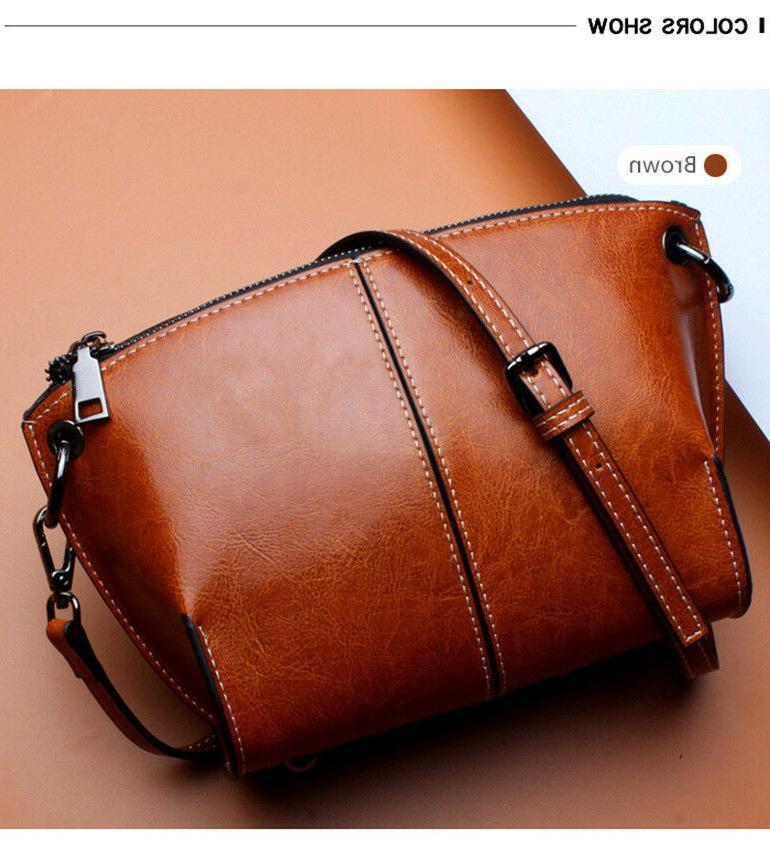 Real Genuine Handbag Shoulder Purse Hobo