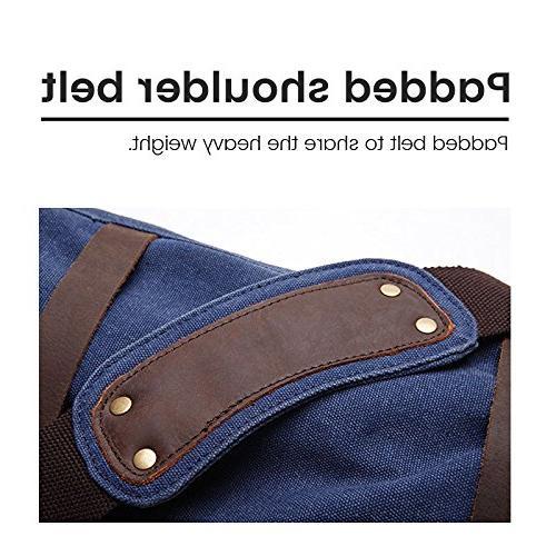 "Berchirly Unisex Leather Fits 17.3"""