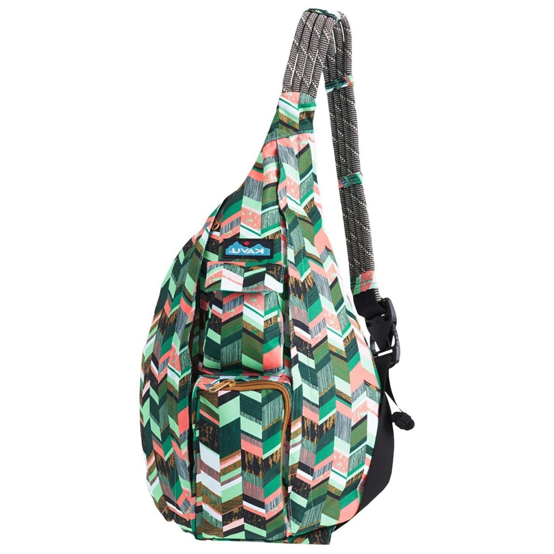4563fff26c Kavu ROPE SLING Bag Backpack Polyester Shoulder Messenger Ba