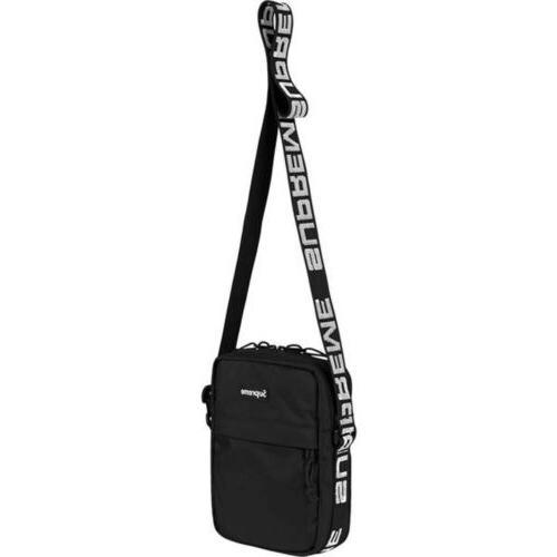 shoulder bag ss18 black