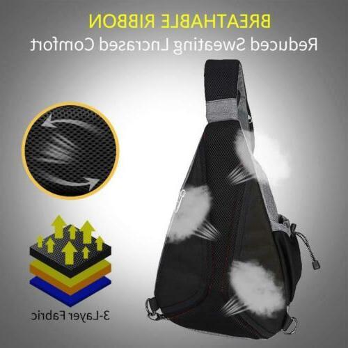 KAKA Sling Bag, Backpack Casual