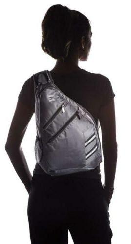 7Senses Sling Crossbody Backpack Casual Daypack Men Women