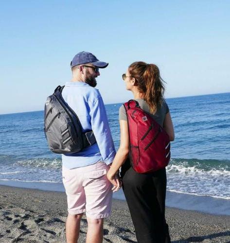 7Senses Sling Backpack Shoulder Travel Daypack