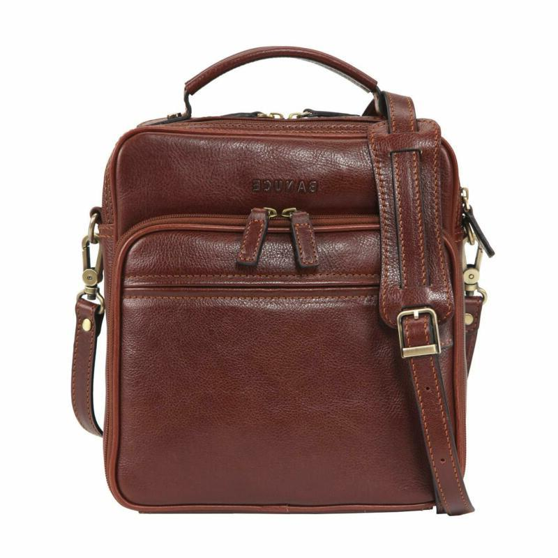 small messenger bag for men women vintage