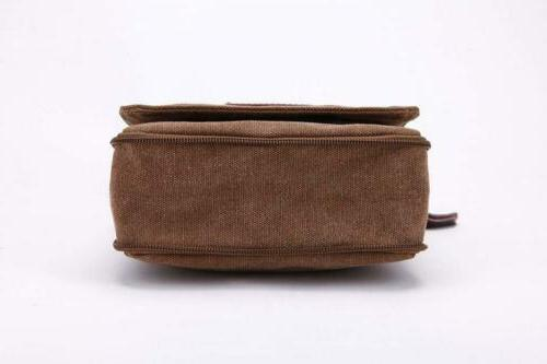 Berchirly Vintage Messenger Cross body Pack
