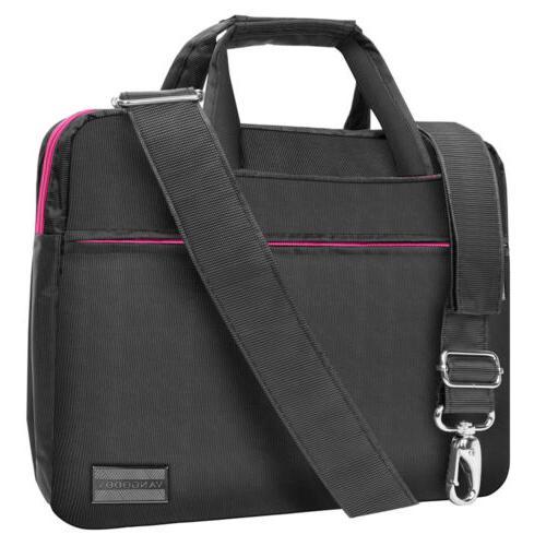 """VanGoddy Tablet Sleeve Messenger Bag Carry Case For 10.5"""" Pro"""