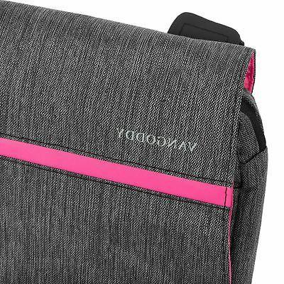 VanGoddy Tablet Sleeve Case Shoulder Messenger for 10.5''