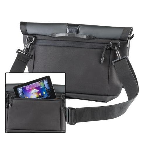 24/7 DSLR Camera Shoulder Bag with Adjustable/Removable & Weather