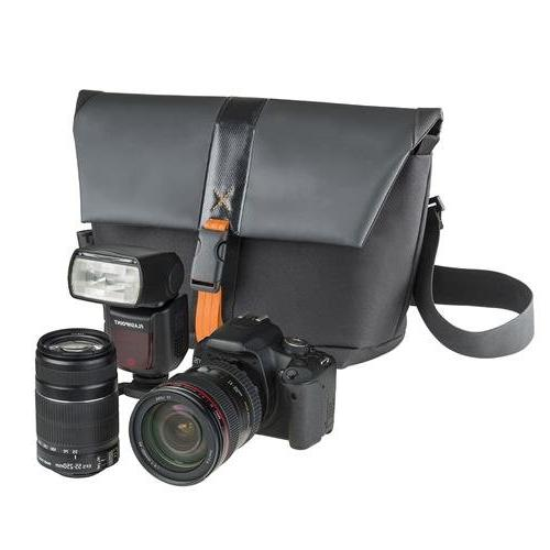 24/7 Collection DSLR Adjustable/Removable Strap & Weather Cover