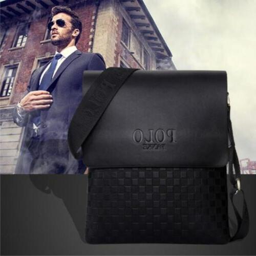 Travel New Handbag Shoulder Leather Messenger Bag