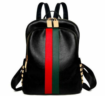 Trendy Travel Backpack Chic Outdoor Daypack Casual School Ba
