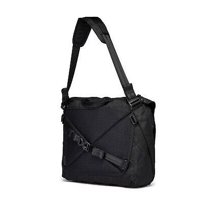 ultimatesafe 15 inch lockable laptop messenger bag
