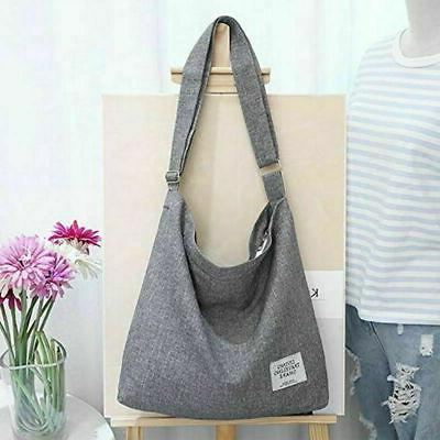 US Women Vintage Hobo Large Tote Messenger Shoulder Purse Handbag