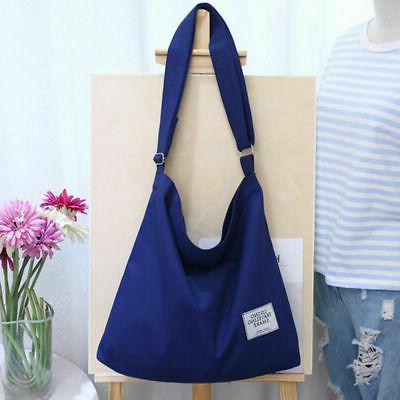 US Hobo Bag Tote Messenger Shoulder Zip