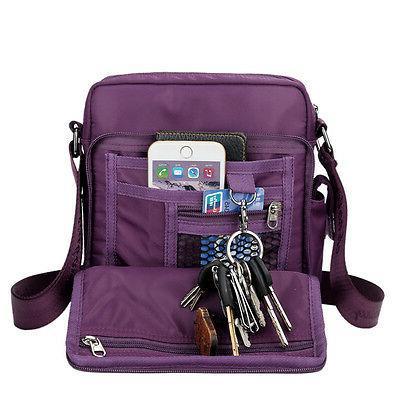 Versatile Card Crossbody Bag Casual