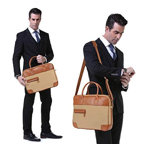 Banuce Messenger Bag for Men Shoulder Satchel