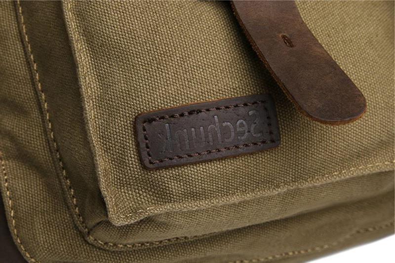 Sechunk Laptop Messenger Bags Medium