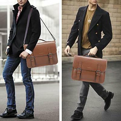 Banuce Leather Bag Shoulder Bags Satchel