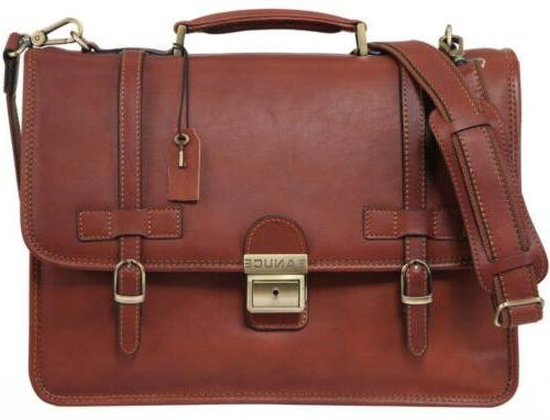 Banuce Briefcase inch Laptop Attache Case
