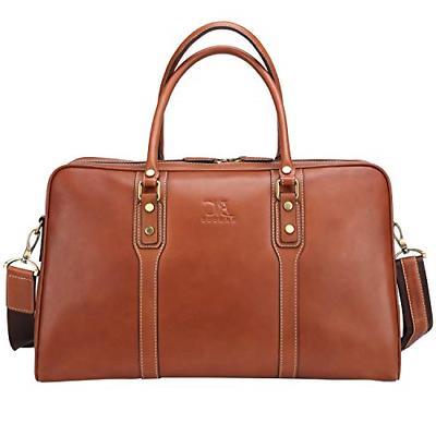Banuce Full Leather Travel Men