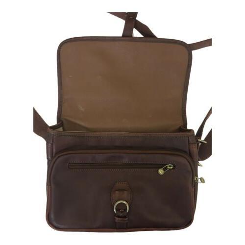 Vintage Small Brown Bag Purse Women