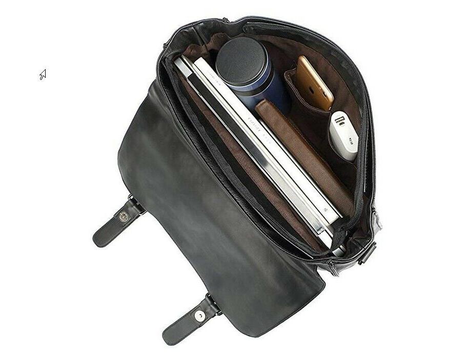 Berchirly Style Briefcase Shoulder Messenger Bag