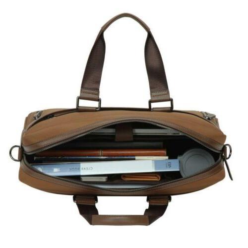 Banuce Nylon Messenger Bag inch Business Briefcase