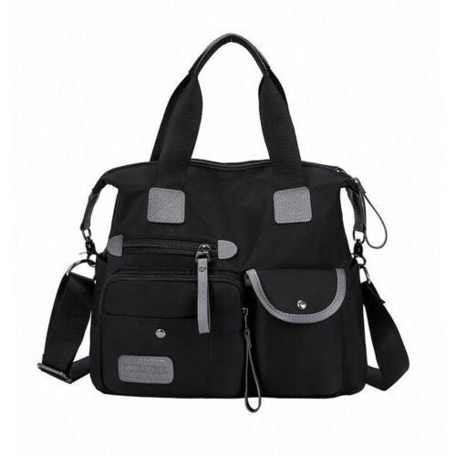 Waterproof Lady Large Messenger Bag Capacity